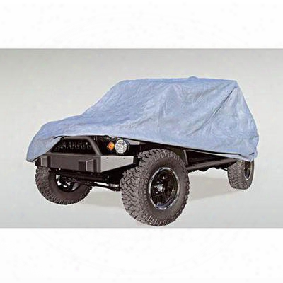 Rugged Ridge Full Jeep Cover (gray) - 13321.8