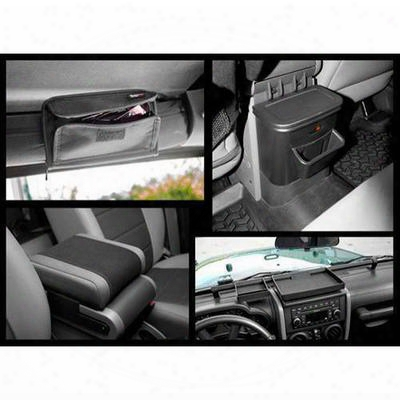 Rugged Ridge Interior Comfort Kit - 12496.17