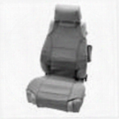 Rugged Ridge Neoprene Front Seat Covers (black/gray) - 13235.22