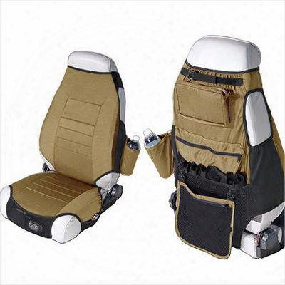 Rugged Ridge Seat Protector (spice) - 13235.37