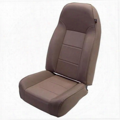 Rugged Ridge Standard Front Bucket Seat (tan) - 13401.04