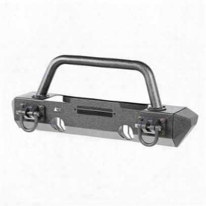Rugged Ridge Xhd Stubby Front Bumper Kit (black) - 11540.51