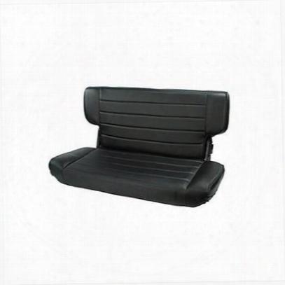 Rugged Ridge Fold And Tumble Rear Seat (black) - 13463.15