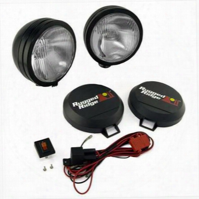 Rugged Ridge Hid Off Road Lighting - 15205.52