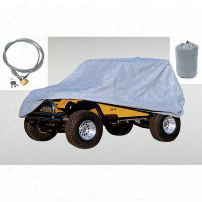 Rugged Ridge Jeep Cover Kit (gray) - 13321.72