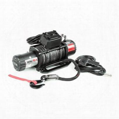 Rugged Ridge Nautic 12.5 Waterproof Winch With Synthetic Rope - Rug15100.23
