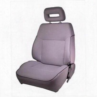 Rugged Ridge Reclining Replacement Front Seat (gray) - 53420.09