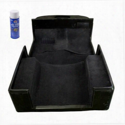 Rugged Ridge Replacement Carpet Kit (black) - 13696.01