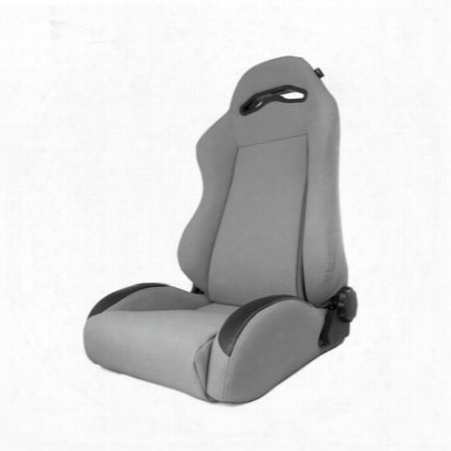 Rugged Ridge Sierra Reclining Front Seat (gray) - 13447.09