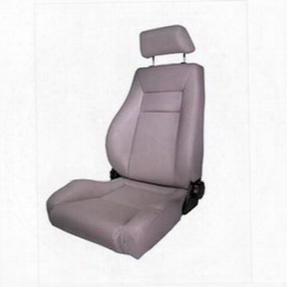 Rugged Ridge Super Reclining Front Seat (gray) - 13404.09
