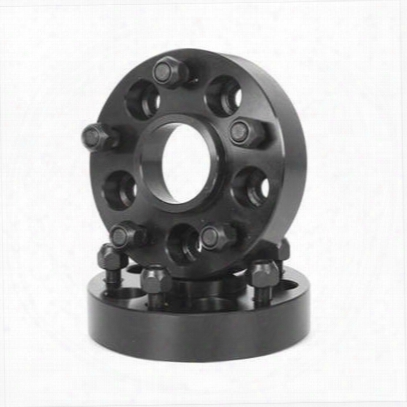Rugged Ridge Wheel Adapter (black) - 15201.11