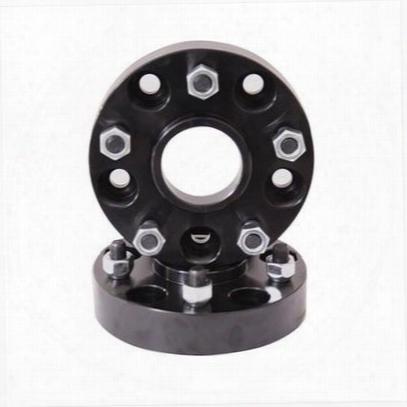 Rugged Ridge Wheel Spacers (black) - 15201.05