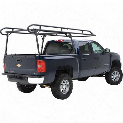 Smittybilt Contractors Truck Bed Rack - 18604