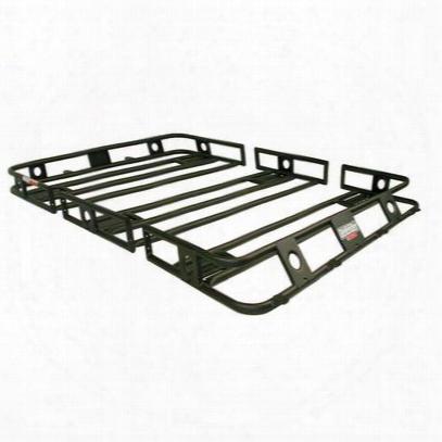 Smittybiilt Defender Rack Bolt Together Roof Rack - 40405