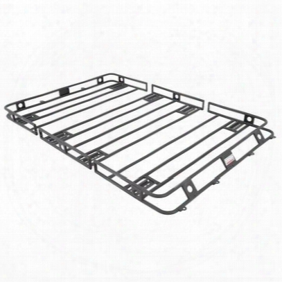 Smittybilt Defender Rack Bolt Together Roof Rack - 50705