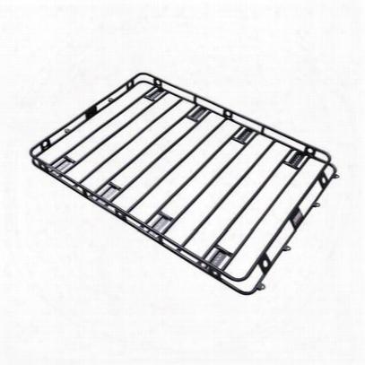 Smittybilt Defender Rack Welded One Piece Roof Rack - 50704