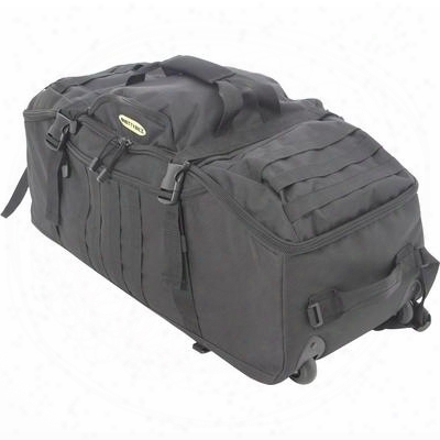 Smittybilt Trail Gear Bag With Storage Compartment (black) - 2826