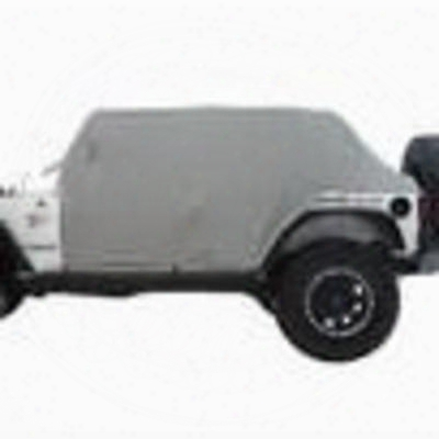Smittybilt Water-resistant Cab Cover With Door Flaps (gray) - 1069