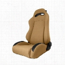 Rugged Ridge Sierra Reclining Front Seat (Spice) - 13447.37