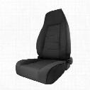 Rugged Ridge XHD Reclining Front Seat (Black) - 13412.15