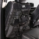 Smittybilt GEAR Front Black Seat Cover Polyester 5661301