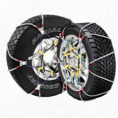 Scc Security Chain Super Z-8 Commercial Snow Chains - Sz492