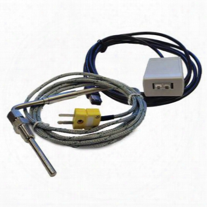 Sct Programmers Exhaust Gas Temperature Sensor Kit - 9817