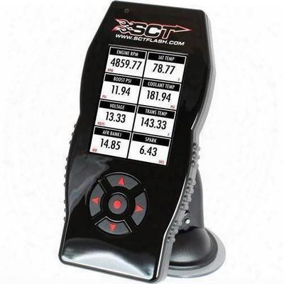 Sct Programmers X4 Power Flash Tuner - 7215