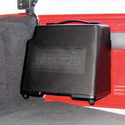 Select Increments Stealth Pod With 10 Inch Subwoofer - 40473s