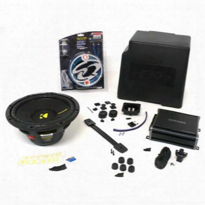 Select Increments Stealth Pod With Subwoofer And Amplifier - 40473kl