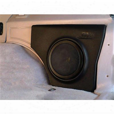 Select Increments The Xj Pod W/ 8 Inch Subwoofer - 72625s