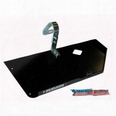 Skid Row Off Road Engine Skid Plate (black) - Jp-2001
