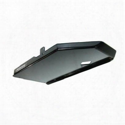 Skid Row Off Road Engine Skid Plate (black) - Jp-3000