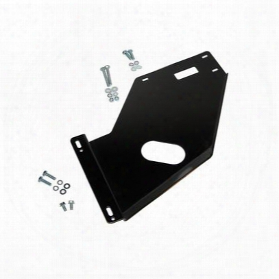 Skid Row Off Road Transfer Case Skid Plate (black) - Jp-4003