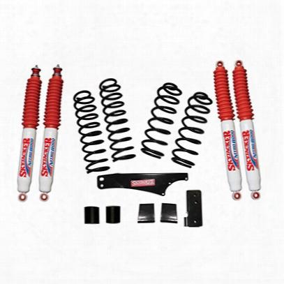 Skyjacker 2.5 Inch Softride Lift Kit With Nitro 8000 Shocks - Jk25bpnsr