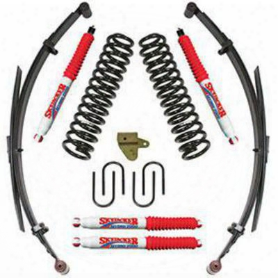 Skyjacker 3 Inch Sport Lift Kit - Jc318bksh