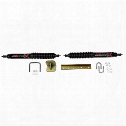 Skyjacker Black Max B8500 Dual Steering Stabilizer - 8200