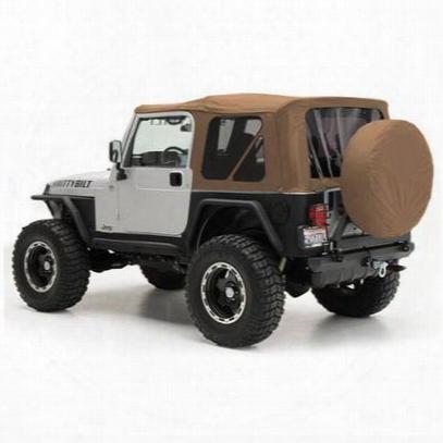 Smittybilt Jeep Soft Top W/ Tinted Windows, 9970217, 1997 Wrangler Tj