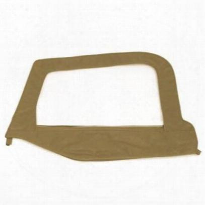 Smittybilt Replacement Upper Doorskin With Frame - 89717-01
