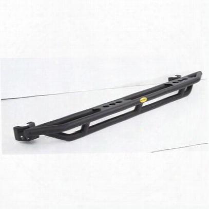 Smittybilt Rock Crawler Side Armot (black) - 76633