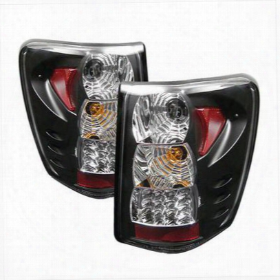 Spyder Auto Group Led Tail Lights - 5005663