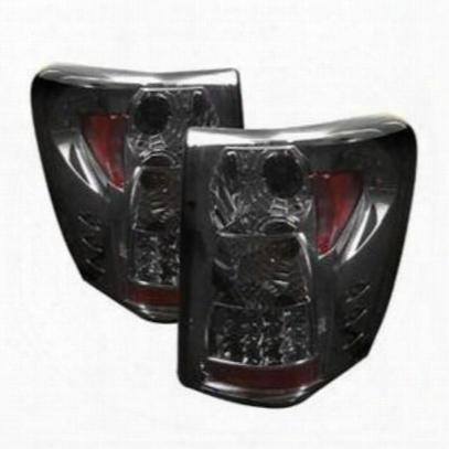 Spyder Auto Group Led Tail Lights - 5005700