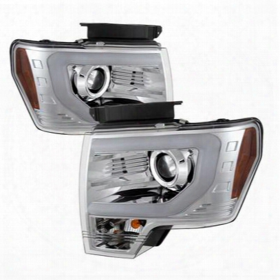Spyder Auto Group Projector Headlights - 5077639