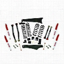 Skyjacker 4 - 5 Inch Value Flex Sport Lift Kit - JK401KHX