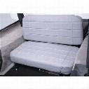 Smittybilt Standard Rear Seat (Spice) - 8017N