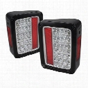 Spyder Auto Group LED Tail Light Replacement - 5070388