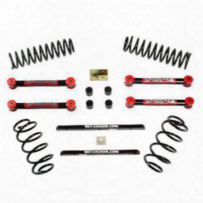 Skyjacker 2.5 Inch Standard Lift Kit With Hydro Shocks - Tj251k-h