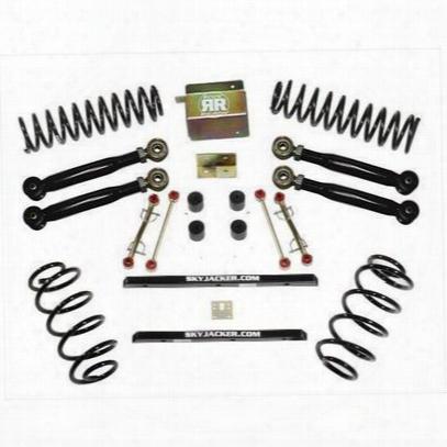 Skyjacker 2.5 Inch Valueflex Lift Kit - Tj251k-svx