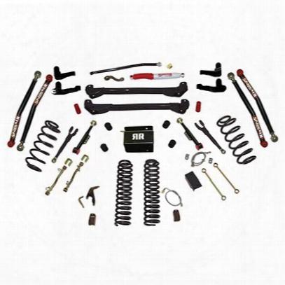 Skyjacker 6 Inch Rock Ready Lift Kit With Hydro Shocks - Tj60rr2k-h