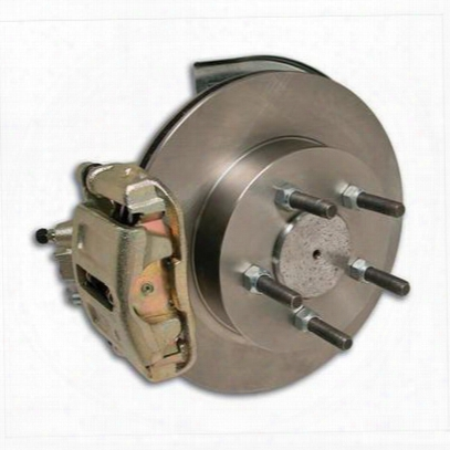 Stainless Steel Brakes Disc Brake Conversion Kit (natural) - A130